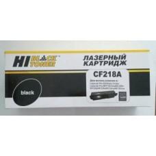 Картридж CF218A для HP LaserJet Pro M104/MFP M132 с чипом