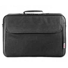 Сумка для ноутбука 15.6 Sportsline I, (40 см), 38.5 х 28 х 4 см, цвет черный/серый, Hama