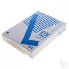 Бумага KYM LUX Classic (А4, 80г., 150г/м2, белизна, пачка 500 л.)