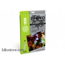 Фотобумага Cactus CS-GA418050 глянцевая, А4, 180 г/м2, 50 листов