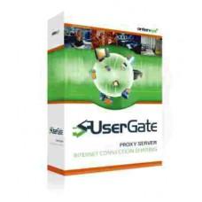 ПО UserGate Corporate Edition /прокси-сервер/4-5 сессий