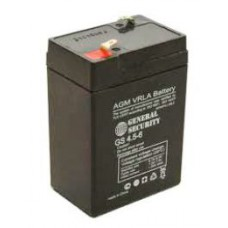 Аккумулятор 6V 4.5 Ah General Security